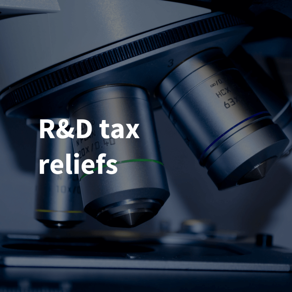 R&D Tax Relief